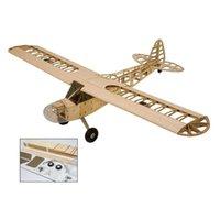 Drones 1.2M Wingspan Aircraft J3 Model Balsa Wooden Drone Plane Woodinas Building Kits RC