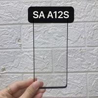 9H 전체 커버 강화 유리 화면 보호기 실크 PIRNTED Samsung Galaxy A12S A03S A22S A22 4G 5G 200pcs / lot