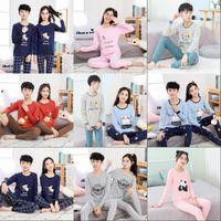 Garçons Filles De Sleep Hiver Coton Pyjamas Ensembles Enfants Homewear pour garçon Pajamas Kids Nightwear 9-19y Pijamas Teenage Vêtements 761 Y2