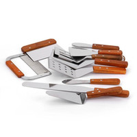 Baking & Pastry Tools Dough Cutter   Spatula Potato Knife Steak Shovel Salad Scraper Chopper Pizza BBQ Kitchen