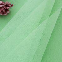 40 قطع التفاف ورقة الأنسجة الملونة ل diy الزفاف / زهرة ديكور 50 * 50 سنتيمتر هدية التعبئة 100 2198 v2
