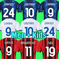 Inter Mailand Fußball Trikot milan soccer jersey football shirt VIDAL LUKAKU BARELLA ERIKSEN LUKAKU LAUTARO 21 22 Fußball-Trikot 2022 2021 Maglia da Calcio vierter