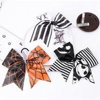 Meninas Acessórios de Cabelo Gravata Hairbands Bandas Headbands Crianças Crianças Halloween Arco Anel de Bebê Bebê Tiara Scrunchies 4651 Q2