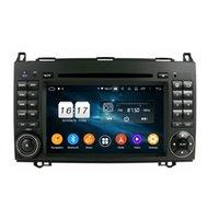 "4GB + 128GB PX6 7 ""Lecteur DVD de voiture Android 10 pour Mercedes-Benz A-B Classe A-Classe W169 B-Classe W245 Viano / Vito W639 Sprinter W906 DSP Stéréo Radio GPS WIFI Bluetooth 5.0"