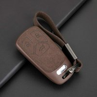 Key Wallets TPU leather holder for Audi A5 Q7 S4 S5 A4 B9 A4L 4m TT TTS RS 8 S smart