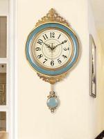 Настенные часы современный дизайн роскошные кварцевые часы бесшумное движение гостиная большая старинная Horloge Муральский декор Timelike AD50WC