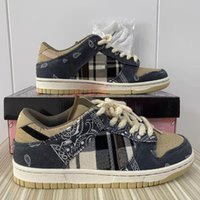 SB Dunk Running Shoes em Sapatos de Basquete de Armazém dos EUA Top Quality Homens Mulheres tamanho 38-45 com metade