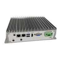 Mini PCs 7x24 Hours Industrial Fanless PC Intel I3-6100 -6200 J1900 3855U 6*USB 4*COM 2*LAN Windows 10 Linux Computer HD-MI