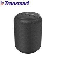 TRONSMART T6 Mini głośnik głośnikowy Bluetooth IPX6 Bezprzewodowy przenośny głośnik z 360-stopniowym dźwiękiem dźwięku przestrzennego