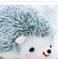 12cm plush toy custom manufacturer hedgehog bag pendant pendant wedding doll doll for children children's toys gifts 746 X2