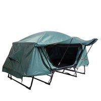 Производители индивидуальные лагеря для кемпинга Открытое водонепроницаемое и холодное наземное оборудование Одиночные палатки приюты