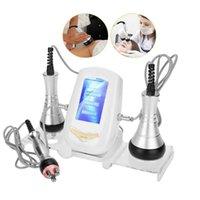 40k Vibração Corporal Moldagem Massager Pessoa Perda de Peso Massager Multiolar Explosão Fat Instrumento Facial Pele Facial Apertado