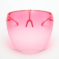Supper Large Sunglasses Special Face Shield Mask Goggles Sty...