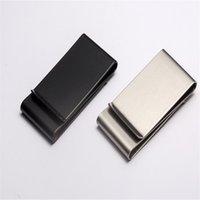 Portefeuille à double usage double usurier en acier inoxydable 66 * 30mm
