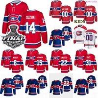 Jersey 31 Carey do Montreal Canadiens personalizado Preço 22 Cole Caufield 14 Nick Suzuki 11 Brendan Gallagher 6 Shea Weber Hockey Jerseys