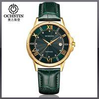 Lism gems stones squar cara reloj cerámico diseñador de lujo doble displayShanah Martin Digital Solar Limited Edition 2021 PU Wristwatches