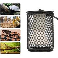 Chauffage pour animaux de compagnie pour la tortue lézard de serpent infrarouge émetteur de céramique chaleur 50W / 75W / 100W Lampe Reptile Light EU / US / UR / UK