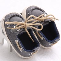 First Walkers Born Baby Boy Girl Blue Red Sneakers Soft Bottom Crib Shoes Size To 18 Months 4 Colors