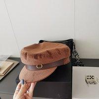 Designer Newsboy Hat Women Street Hats Fashion Letter D Newsboy Hat Womens Cap For Women Luxurys Designers Hat Casquette D21091611Z