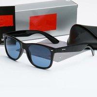 الرجال والنساء المصمم الفاخرة النظارات الشمسية الأزياء في الهواء الطلق Zonnebril الرجعية فرملس مربع إطار صغير الحديثة الطليعي التصميم