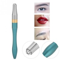 Tattoo Guns Kits Fashion Manual Eyebrow Microblading Pen Cosmetic Permanent Makeup 3D Embroidery Tool