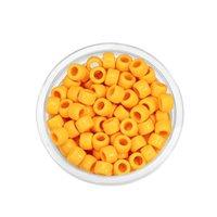 100 teile / los 8,3mm süßigkeit farbe groß loch acryl perlen spacer lose perlen für diy schmuck machen zubehör zubehör liefert 918 t2