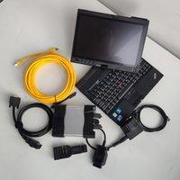 Outil de diagnostic automatique pour BMW ICOM Next A2 + C Soft-Ware-Ware V03.2021 dans SSD Portable X201T I7 Tablet