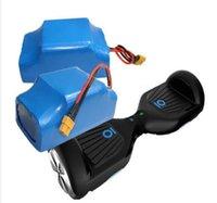 Paquet de batteries au lithium de haute qualité 36V 4400MAH 10S2P 4.4AH 18650 Scooter électrique Batterie rechargeable LI-ION