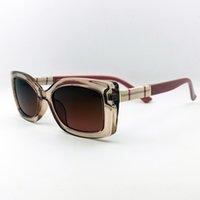 고품질의 새로운 패션 빈티지 선글라스 여성 브랜드 디자이너 여자 선글라스 작은 프레임 숙녀 태양 안경 케이스 및 상자 3746