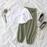 Two Piece Dress Set Top And Pants Tracksuit Women 2021 Plus Size Summer Autumn Club Outfits Casual White 2 Clothes