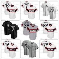 Custom Tim Anderson White Sox Chicago Jerseys Southside 1983 Nk Jose Abreu Carlos Rodon Nick Madrigal Jimenez Yoan Moncada 0 Billy Hamilton