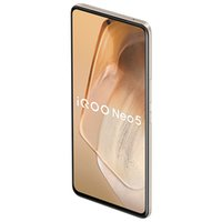 "Original vivo iqoo neo 5 5g Handy 12 GB RAM 256GB ROM Snapdragon 870 Octa Core 48mp 4400mAh Android 6.62 ""Vollbild-Fingerabdruck-ID Gesichts-Smart-Handy"