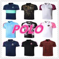 망 축구 유니폼 디자이너 폴로 셔츠 남성 축구 유니폼 레트로 Maillot de Foot 2021 플레이어 버전 Camisa Futebol