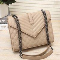 2021 Mode Frauen Berühmte Casual Designer Messenger Bag Frauen Kreuz Körperkette Tasche Handtasche Satchel Geldbörse Kosmetiktaschen