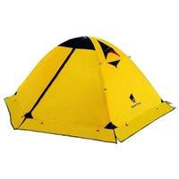 GEERTOP TOPHOAD 2PLUS Dupla Layer 2-Pessoa Tenda de Dome 4 Temporada (Amarelo) Tendas e abrigos