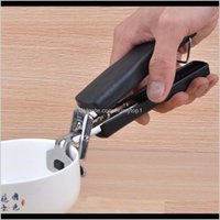 Outdoor Gadgets Home Camping Hinking Anti Antiscald Pot Pan Bowl Gripper Cookware Cooking Picnic Arm Holder Carrier Handle Clip Clamp 8Mazm
