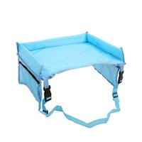 Safety Belts & Accessories Multifunctional Baby Car Seat Tray Storage Kids Toys Waterproof Food Drinking Table Portable Chair Stroller Holde