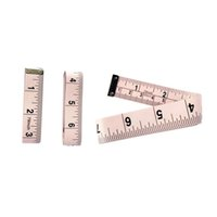 60 inch Body Measuring Ruler Sewing Tailor Tape Measure Soft 1.5M Sewing Ruler Meter Sewing Measuring Tape