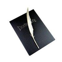 مذكرة الموت تأثيري دفتر A5 ريشة القلم الرسوم المتحركة الفن الكتابة مجلة مدرسة مذكرات موضوع خطة أنيمي هدية المفكرة