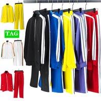 Marka Adam Eşofman Tasarımcıları Giyim Kadın Eşofman Erkek Spor Ceket Mont Bayan Tişörtü Hoodies veya Pantolon Giyim Euro Boyutu S-XL