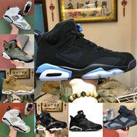 Air Jordan 6 retro jordans  Nike 2021 New Travis Hare DMP 6 hommes Chaussures de basketball Scotts réfléchissant 6S Tinker Noir infrarouge Carmin d'oregon