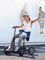 스쿠터 킥 스쿠터 전기 셀프 밸런싱 자동차 2 륜 성인 어린이가 카트 학생 Somatosensory Drift 10 인치