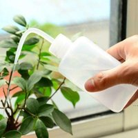 Садовые принадлежности сжатие бутылки суккулентные горшечные растение полива горшок портативный пластиковый соус диспенсирует жидкость небрызгивая инструменты HWB6236