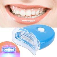 Новинка освещения светодиодов холодные лампы зубные зубы отбеливание зубов мини-отбеливающий лазерный оральный отбеливают легкие личные методы лечения процедуры