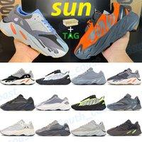 Sun 700 الاحذية الرجال النساء أحذية رياضية الكربون تيل أزرق برتقالي الصلبة الرمادي الأصفر المغناطيس كريم التناظرية فانتا الفوسفور الساكنة الجمود