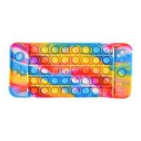 Toys Its Bubbles Simple Dimple Stationary Bag Sensory Pencil Case Fidget