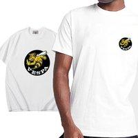 T Shirt Vespa Casual Fun Fun Harajuku Stampato T-Shirt T-shirt in cotone Summer Manica Corta Collo tondo Uomo Top Uomo