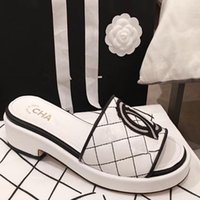 40% Rabatt Luxus Designer Hausschuhe Rutsche Damen Sommer Strand Sandalen Marke Ace Schuhe Klassische Damen Floral Slipper Frauen Flip Flops Flat mit Original Box
