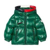 디자이너 Monclair Mens 다운 어린이 파카 후드 코트 어린이 의류 럭셔리 패션 소녀 소년 겉옷