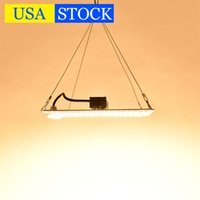USA STOCK 1000W Led Grow Lights Full Spectrum Growss Light Indoor Plants Coverage Sunlike High PPFD Plant Lighting Waterproof Grows Lamp for Greenhousee